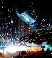 Custom welding provided - excellent rates. MIG, STAINLESS