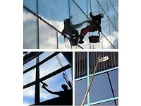 window cleaner - no experience needed, over 24years of age, full driving licence no criminal record