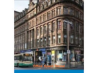 Glasgow-Hope Street - Central Glasgow (G2) Office Space to Let