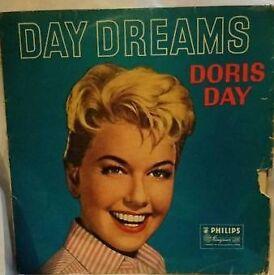 Doris Day Daydreams LP album first UK press edition