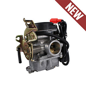 Performance Carburetor 26mm For Chinese Scooters With