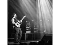 Professional Guitarist Available - Gigs, sessions, functions, shows