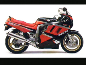 Wanted: 1989 or 1990 Suzuki GSXR1100