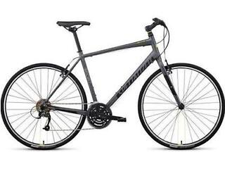 Specialized Sirrus Sport M Charcoal/Black/Hyper