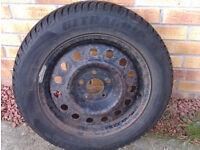 Winter tyres Goodyear Ultragrip