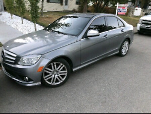 2009 c300 for $14,899