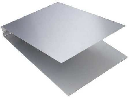 "SAUNDERS 13031 8-1/2"" x 12"" Clipboard, Silver"