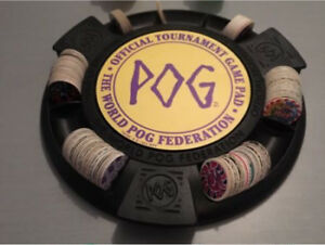 POG the Game / 1994 / Pogs
