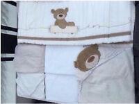 Cot/Cot Bed Bedding Bundle