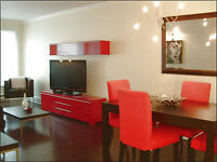 Quebec City: Luxurious condo (fully furnished) in prime location