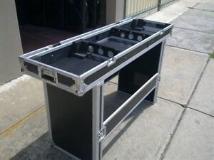 Hard Case Travel Coffin for Turntables and Dj Mixer Coburg Moreland Area Preview