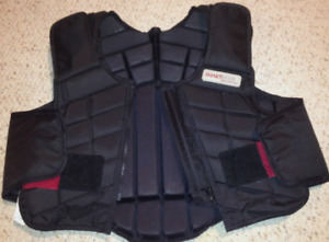 Smart Rider kids body protector for sale. Like new!