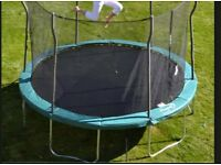 WANTED TRAMPOLINES