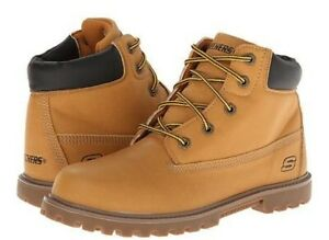 BOYS SKECHERS BOOTS