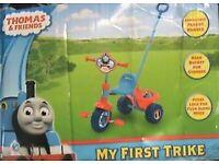 Tommas the tank engine 3 wheeler trike