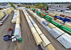 Shipping Containers - Quality you need at a Price you want!