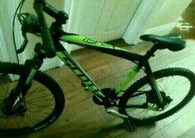 Scott aspect 670 L 20inch frame mountain bike
