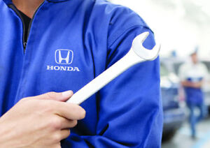 Licensed mechanic for hire. Trained at Honda dealership 5 years