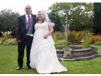Halter neck Wedding Dress plus size bask backio