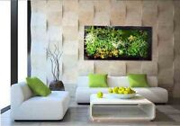 Artificial Plant walls for the office, designed to impress