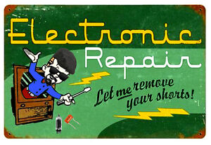 Electronic Repair! Amplifiers, Guitars! Pedals! More!