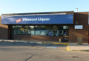 Large commercial space with excellent exposure in North Red Deer