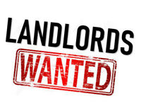 LANDLORDS WANTED- FREE OF CHARGE LETTINGS FOR LANDLORDS