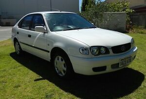 '01 Toyota Corolla Auto Hatch under $2k! O'Connor Fremantle Area Preview