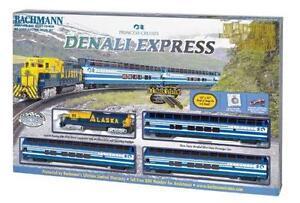 Bachmann train sets