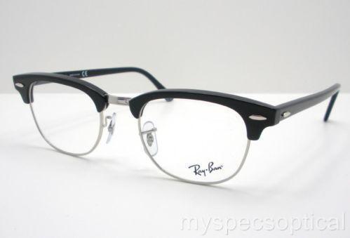 ceab8e05b22 Ray Ban Clubmaster Eyeglasses. Ray Ban Clubmaster Frames