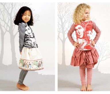 Clearance stock of brand new children's wear from past seasons!