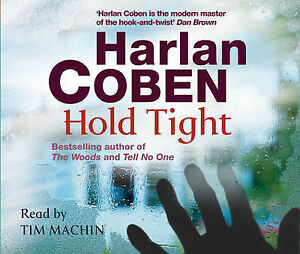 Hold Tight by Harlan Coben - Audio CD, Abridged (Orion, 2008) NEW SEALED