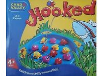 Chad Valley Hooked fish game Kids game