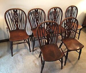 Antique WINDSOR Chairs WANTED