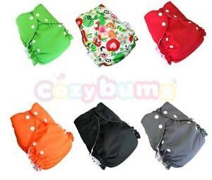 Super fashionable AMP Cloth Diaper Hemp Kit! Belleville Belleville Area image 7