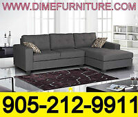 NO TAX 2PCS SECTIONAL SET $699 ONLY
