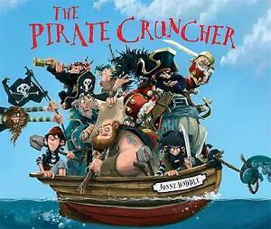 The Pirate Cruncher by Jonny Duddle Board book 2016 - <span itemprop=availableAtOrFrom>Darlington, United Kingdom</span> - The Pirate Cruncher by Jonny Duddle Board book 2016 - Darlington, United Kingdom