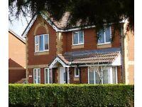 Marjoram Pl, Bradley Stoke BS32 0DQ - En suite room to rent by the week in lovely smart house