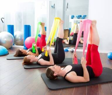 Professional Person to Video Exercise Classes for U Tube Or Cds