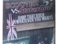 cd s scooter vs status quo,jump that rock/whatever you want.