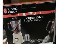 Brand New Russell Hobbs Your Creations Glass Blender (RRP £54.99)