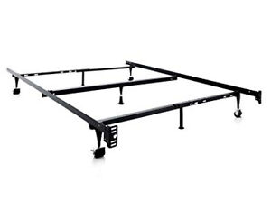 Metal bed frame - double / queen / king size