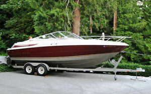 ►►Maxum 2300SC Cuddy w New Engine & Warranty