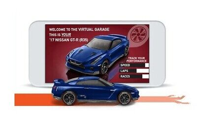 2020 Hot Wheels id Series 2 '17 Nissan GT-R (R35) HW Turbo 1/64 Scale GMK79