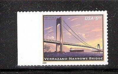 2014 4872 VERRAZANO NARROWS BRIDGE PRIORITY MAIL STAMP SINGLE MNH