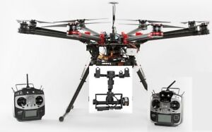 DJI S1000 drone - Most complete and Rare Professional Drone
