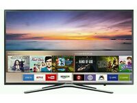 "Samsung 55"" smart wifi new model with hyper real picture technology Like new all papers still on."