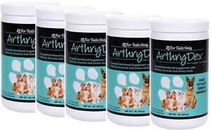 ArthryDex (x5 Bulk) nutritional supplement for Dogs, Horses Sydney City Inner Sydney Preview