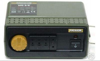 Proxxon Micromot Netzgerät NG 5/E 5 E 28704 gebraucht kaufen  Marienberg