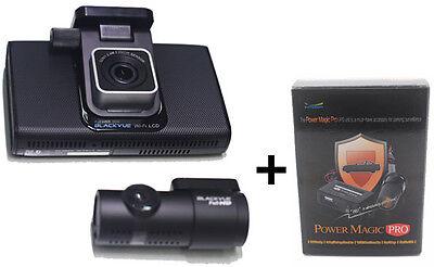 BlackVue DR750L-2CH 16GB+Power Magic Pro FullHD LCD Car Dashboard Camera NO WiFi